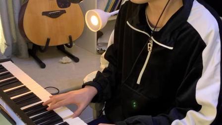 李荣浩《年少有为》钢琴弹唱