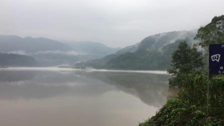 2018 7.8 途径眉山洪雅县风景