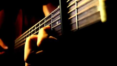 牛人吉他指弹《风之诗》演绎经典!