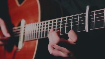 牛人吉他指弹经典歌曲《此情可待》很好听!