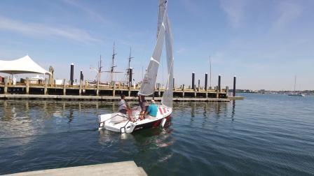 博纳多帆船 - 锋仕18、锋仕24和费加罗博纳多3试航
