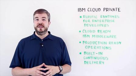 IBM Cloud Private Overview in 4 minutes