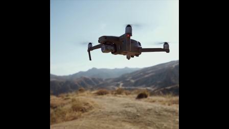 海陆空 - DJI 大疆 御2 Mavic2 无人机 系列教学短视频-轨迹延时