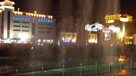 VID_20180西安大雁塔文化喷泉广场喷泉表演929_210055