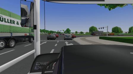 【MT.】巴士模拟2#2 郑东新区V3.0 312路(中)前半段录丢了23333