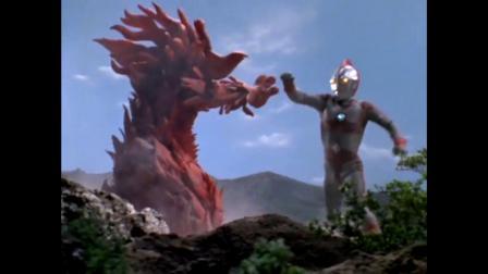 爱迪奥特曼12 爱迪VS熔岩怪兽 格拉