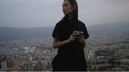 YASHICA digiFilm Camera Y35 @Sicily