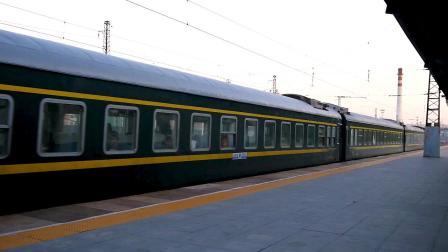 【火车视频】十一  开往深秋的京哈直特群