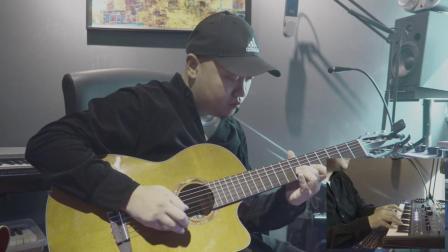 《七里香》吉他弹奏