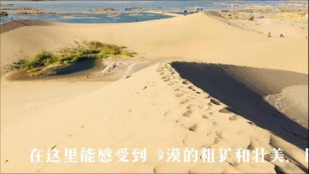 额济纳胡杨林《八道桥沙漠公园》2018.10.11.制作