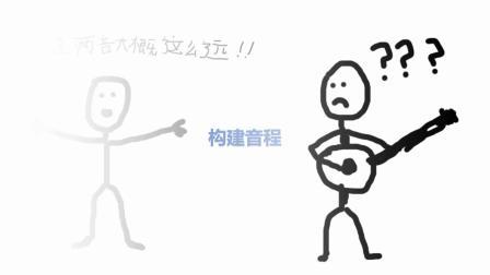 来玩吉他-如何构建音程