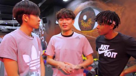 MiHK香港製作——弹床乐园特技挑战