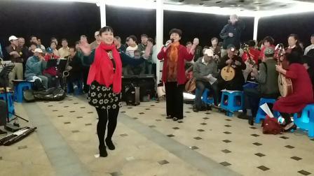 东方新世纪 陈敬芳《又见山里红》2018.10.11