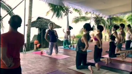 清瑜伽印度之旅Shiva元素流