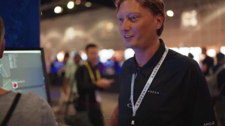 通过Radeon ProRender实现GPU加速及实时交互式编辑