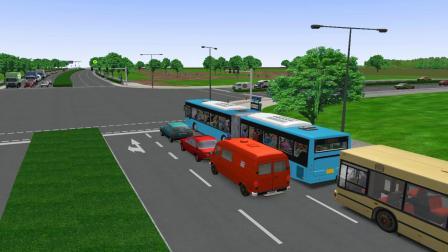 【MT.】巴士模拟2#3 郑东新区V3.0 312路(下)