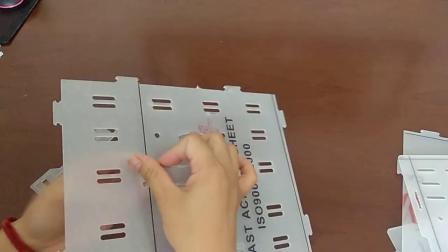 单层小号仓鼠笼安装视频_标清