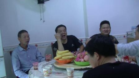 钟天觉葛茜结婚庆典