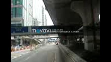 CTB T 6581 VR7479@W1金鐘(西)-高鐵西九龍站