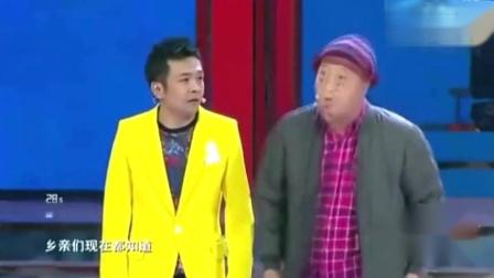 赵四谢广坤小品《最佳合伙人》,这俩人太搞笑了