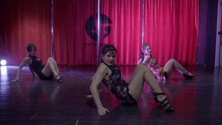 赣州灵动TT舞蹈培训机构——钢管舞《痒》