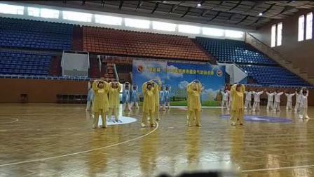 荥阳植物园 20181013八段锦