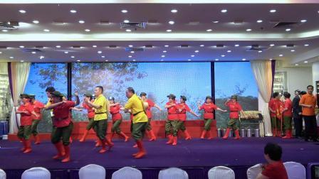 舞蹈《寶島風華》表演者:廣州Q群