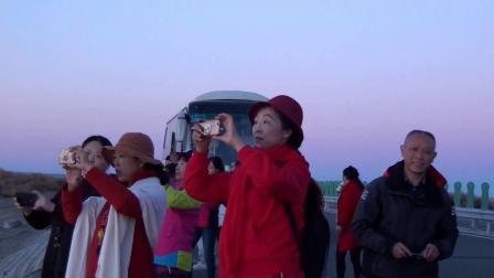 崇州友谊户外活动群内蒙古阿拉善盟一额济纳旗观胡杨林第一集游阿拉善一策克口岸