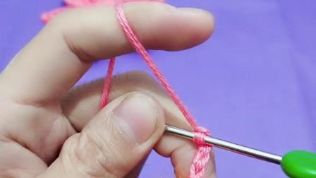 《花满天手作坊》毛线编织视频教程送人礼物高大上
