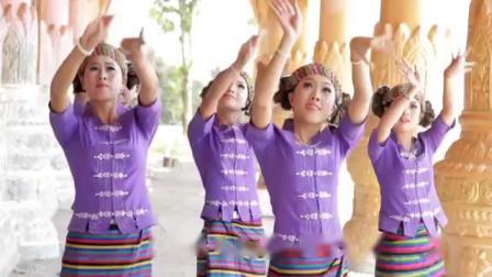 傣族歌曲 တꨯးꨟူပ္ꨵထူပ္းꨀꨓ္၊ — တႆးႁူပ်ႉထူပ်းၵၼ်优美傣族舞蹈