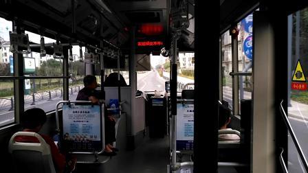 【昆山公交】17路公交车(3-23135)(樾河路公交首末站-汽车客运南站)全程【VID_20181014_152814】