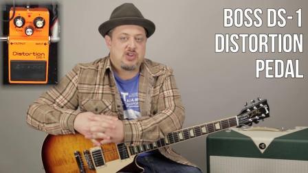 单块效果器评测Boss DS1 电吉他单块效果器