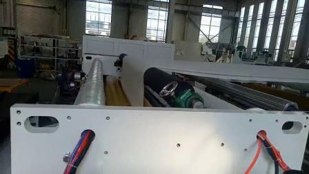 精诺乳霜纸设备试机视频