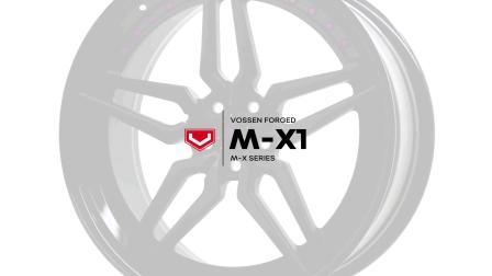 Vossen Forged _ M-X1 3-Piece Wheel