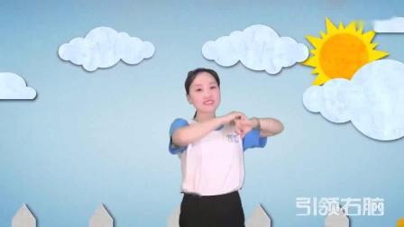 幼儿舞蹈教学视频《宝贝宝贝》_高清