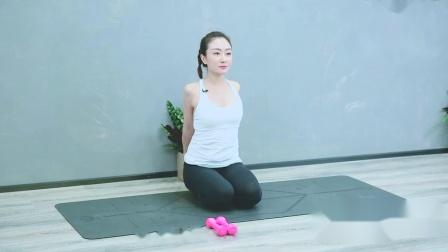 5天瑜伽打造完美天鹅臂 极致天鹅臂