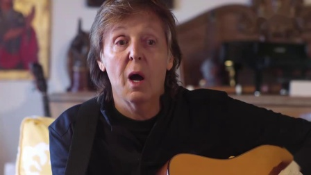 Paul McCartney - This song is one of my most precious childhood