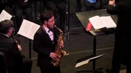 Claude T. Smith Fantasia for Alto Saxophone