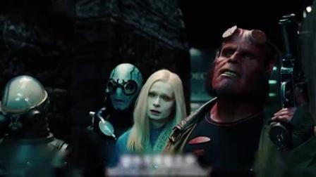 """《地狱男爵2》:精灵一族挑衅人类,欲寻找""""黄金军团""""毁灭世界"""