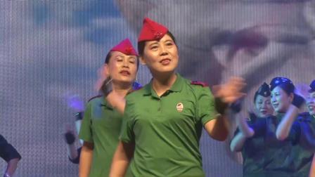 水兵舞:再唱山歌给党听