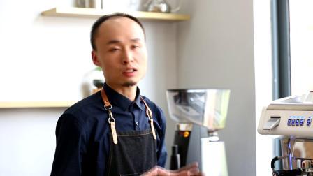 意式拿铁咖啡 咖啡拉花教学视频