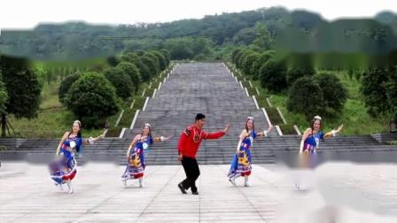 凤凰六哥广场舞爱琴海...