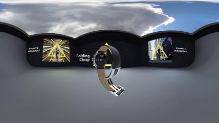 万宝龙全新智能腕表SUMMIT 2系列VR体验