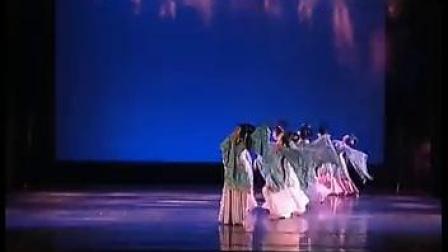 北京舞蹈学院汉唐古典舞《云纹》