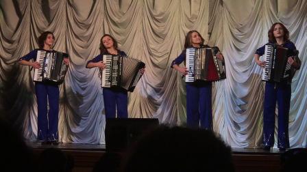 白俄罗斯国立文化艺术大学2018年10月16日迎新生晚会(下)