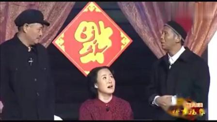 赵本山唯一的一次演小品