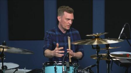 Jost Nickel- A Fun And Easy Approach To Drum Fills (LIVE DRUM LESSON)