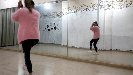 『红豆舞社』罗志祥 一枝独秀   舞蹈分解第一段_高清