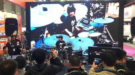 2018上海乐展 Demonstration by Natsuki Kaneko