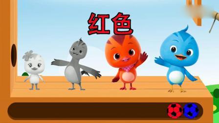 亲子早教动画 萌鸡小队大作战,挑战足球游戏!